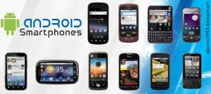 Android Smartphones Icon Pack by davinci1993