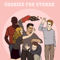 TW: Cookies for Sterek! by threesteps