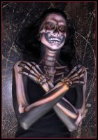 She who is without skin by Mr-Mordacious