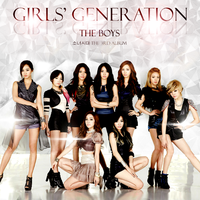 Girls' Generation: The Boys 5 by Awesmatasticaly-Cool