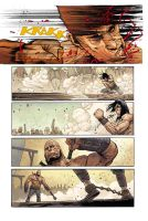 Conan issue 5 page 9 by JHarren