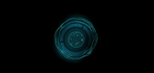 Jarvis Rainmeter Circle Animation by eApathy