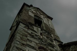 walls of the ghost church by voluptuousv0id