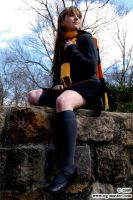 Hufflepuff Student by gale583