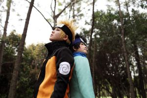 NARUTO by CLSY1990