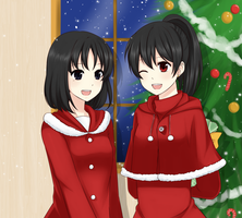 DoN Secret Santa 2012: tenshiuta127 by Na-Nami