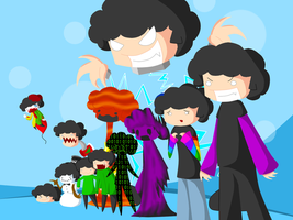 Dfamily by SrPelo