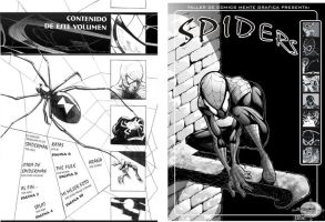Spiders COVER by Arzuza