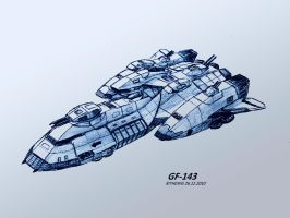 GF-143 by TheXHS