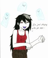Oh Marceline by MonsterPrincess5