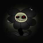 Demitale Flowey by Cabbt