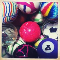 The Balls by Dmaghar