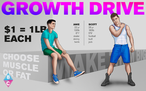 GROWTH DRIVE - CHOOSE THE GAIN by butterchuk