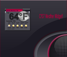 CP37 Weather Widget by TNBrat