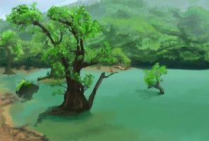 Speed paint 80 mins by Tejayfc