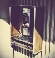 Phone Booth by BoxersFracture