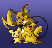 Chu Family by CobraCookies