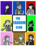 Fandom club T-shirt design by Artdirector123