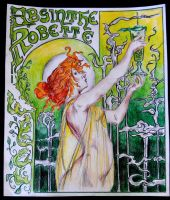 Absinthe - Coloured by stuk-in-reality