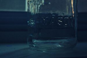 Mason Jar by amandaehr