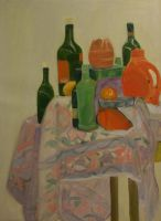 Still Life in Secondary Colors by ab-insula-Avalonia