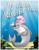 My Little Mammal Fish by chicajamonXD