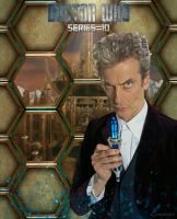 Sonic Screwdriver by SimmonBeresford
