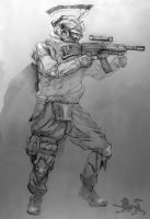 future soldier by lupodirosso