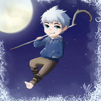 Jack Frost-Animation by xXUnicornXx