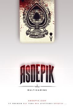 #ASdePIK - Multigaming advertising by Yankeey