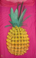 Giant Pineapple by ftourini