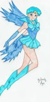 Pretty Soldier Salior Ice by karadarkthorn
