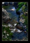 blue River by vervi59