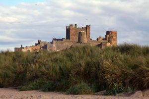 Bamburgh by parallel-pam