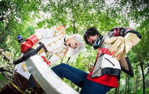 Ixion Saga DT - 01 by hana-bira