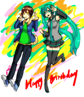 Happy birthday contest by hopeless-fate