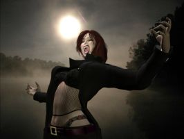 Fullmoon by Solone