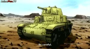 How not to fire with your tank by history-nerd