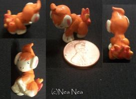 Chimchar Charm by ElectricDinoSaur