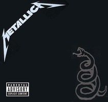 Metallica - The Black Album by CUBASMETAL