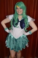 Sailor Neptune Cosplay by yohlenyaoilover
