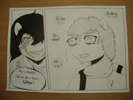 PR Chapter 280 - Father (Page 1) by ponydesigner