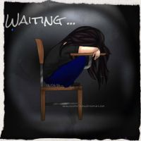 Waiting ... by Caroline-sama