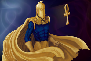 Doctor Fate by R-Newman