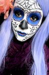 Halloween Sugar Skull 1 by jessibaxx