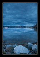 calm before the storm by Sjodin
