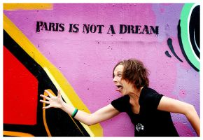 Paris is Not a Dream. by saturninus