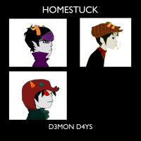 D3MON D4YS by austere-engineer