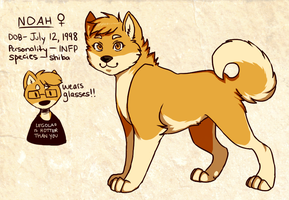 Noah Reference 2012 by breadship