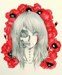 NoNamed_OC_FlowerTheme by gyncompleanno